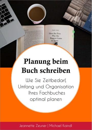 Planung beim Buchschreiben