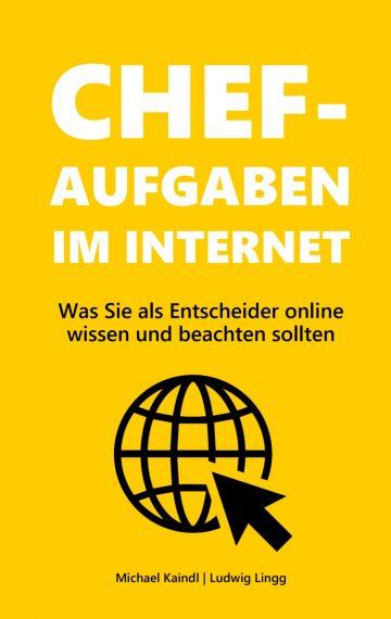 Chefaufgaben im Internet