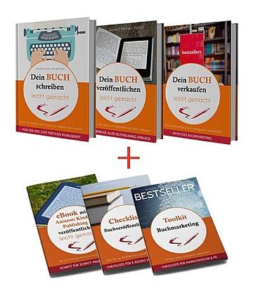 Masterclass: Buch schreiben, veröffentlichen und vielfach verkaufen